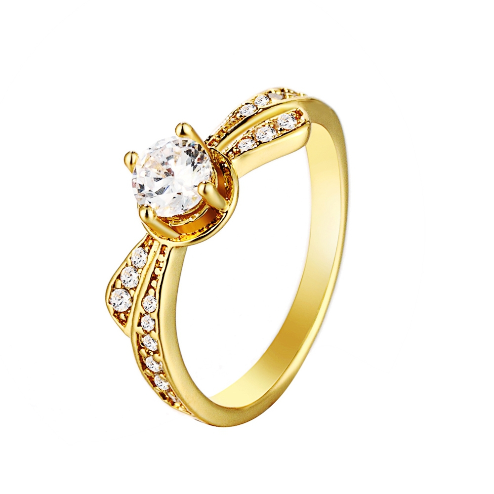 Beautiful Diamond Engagement Rings For Women: Classic Rings Wedding Anniversary Accessories For Women