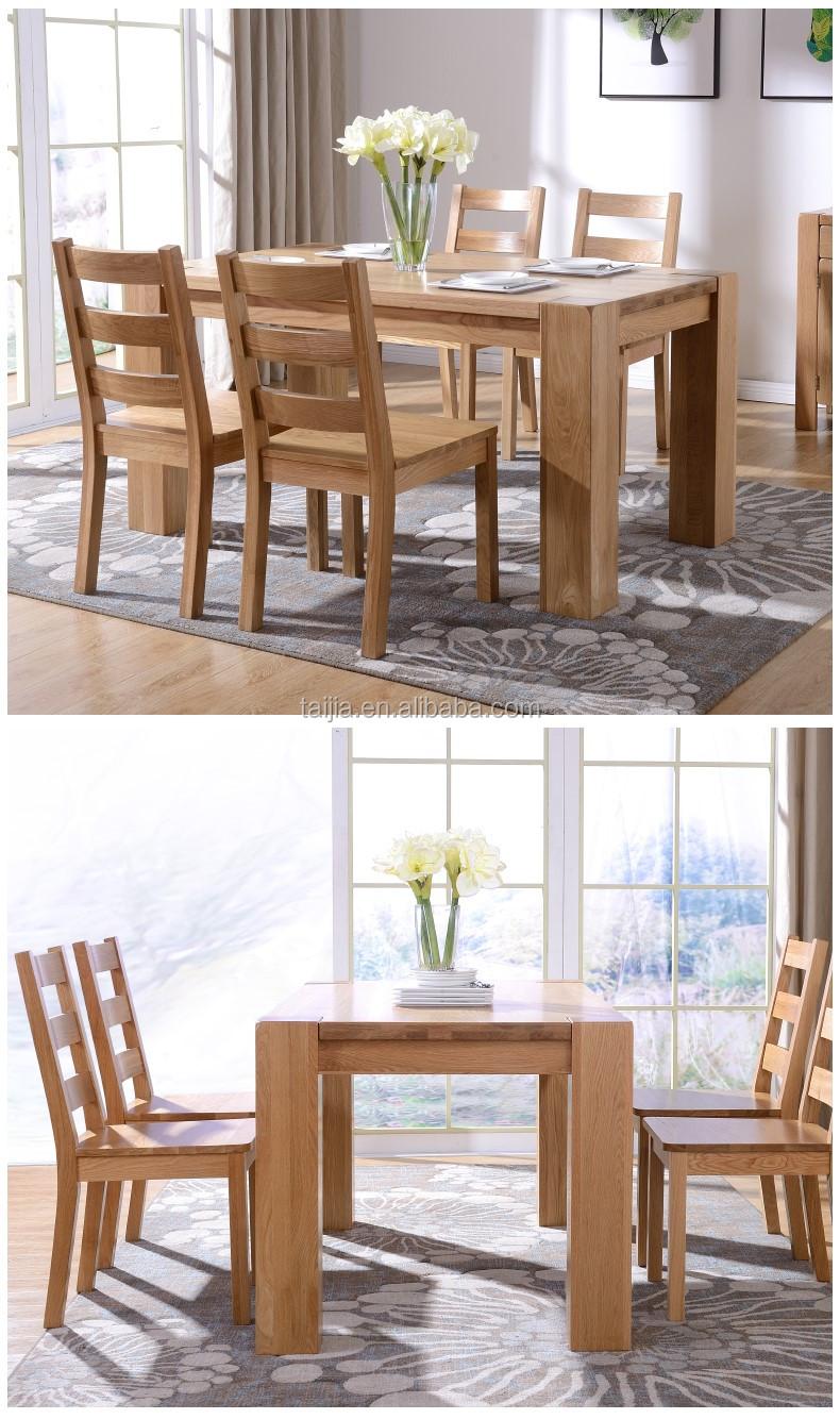 E1 그랜드 현대 자연 나무 스타일 농가 식탁 - Buy Product on Alibaba.com