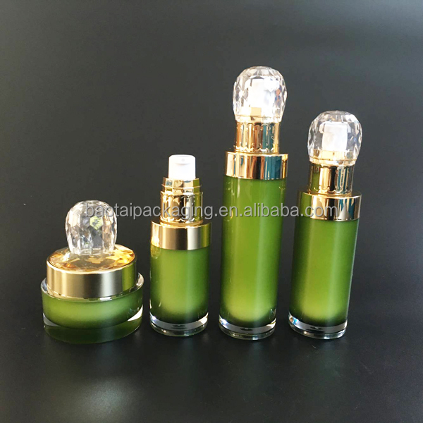 luxury unique product bottles and jar container packaging