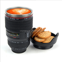 New Bottle Coffee Cup / Camera Lens Cup Mugs / Camera Lens Mug Cup For Coffee