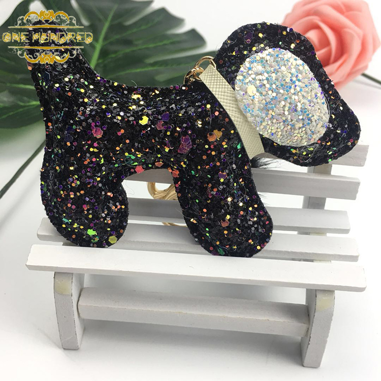 New Stylish Leather Animal Doll Key Chain Guangzhou