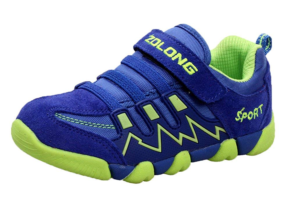 08172239640 Get Quotations · iDuoDuo Kids Casual Mesh Shoes Outdoor Athletic Trail Running  Sports Sneakers (Toddler Little Kid