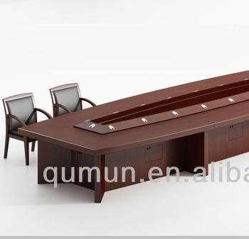 China Manufacturer High Quality Modern Design Wooden Veneer - Wood veneer conference table