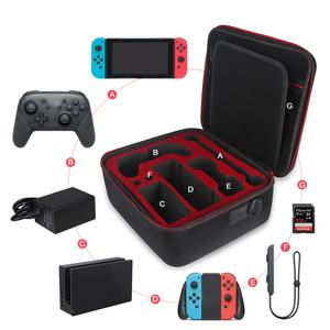 Protective Hard Travel Bag Carry shoulder Case Storage Bag For Nintendo Switch