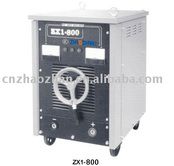 ZX1 moving core dc arc welding
