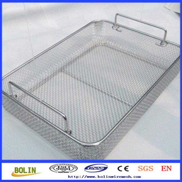 Industrial de acero inoxidable cesta de lavado filtro - Filtro de malla ...