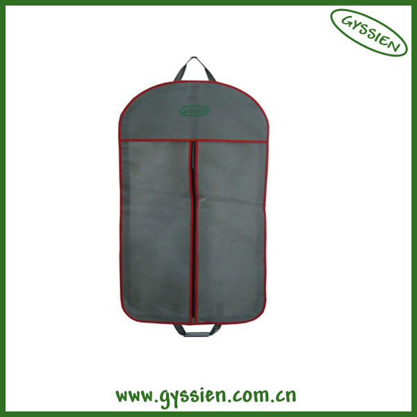 hanging garment bag travel for dress shirt