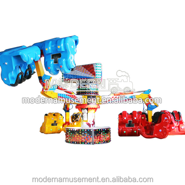 Top quality Amusement Thrill Ride Energy Storm