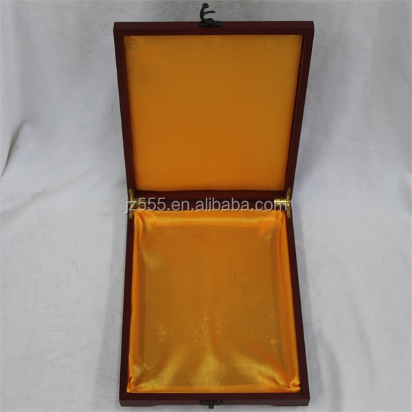 Good quality gold foil Blank wooden award plaques