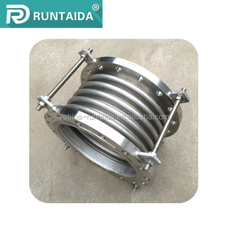 Single Axial Bellow Metal Expansion Joint