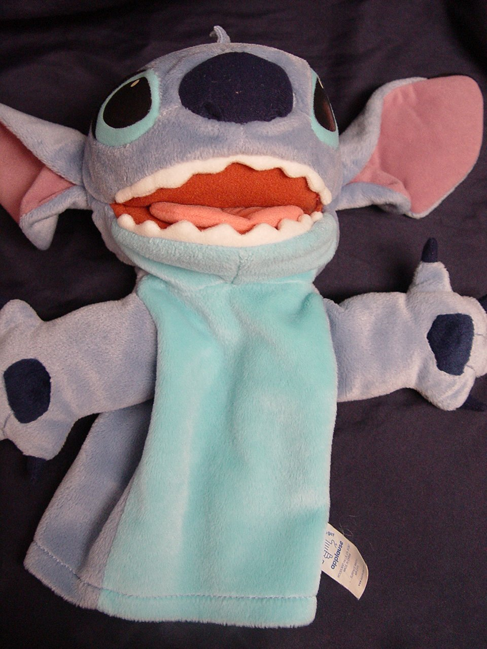 Buy Disney Lilo and Stitch Duffle Kit Gym Sports Travel Holdall ... 461f44a6b51ee