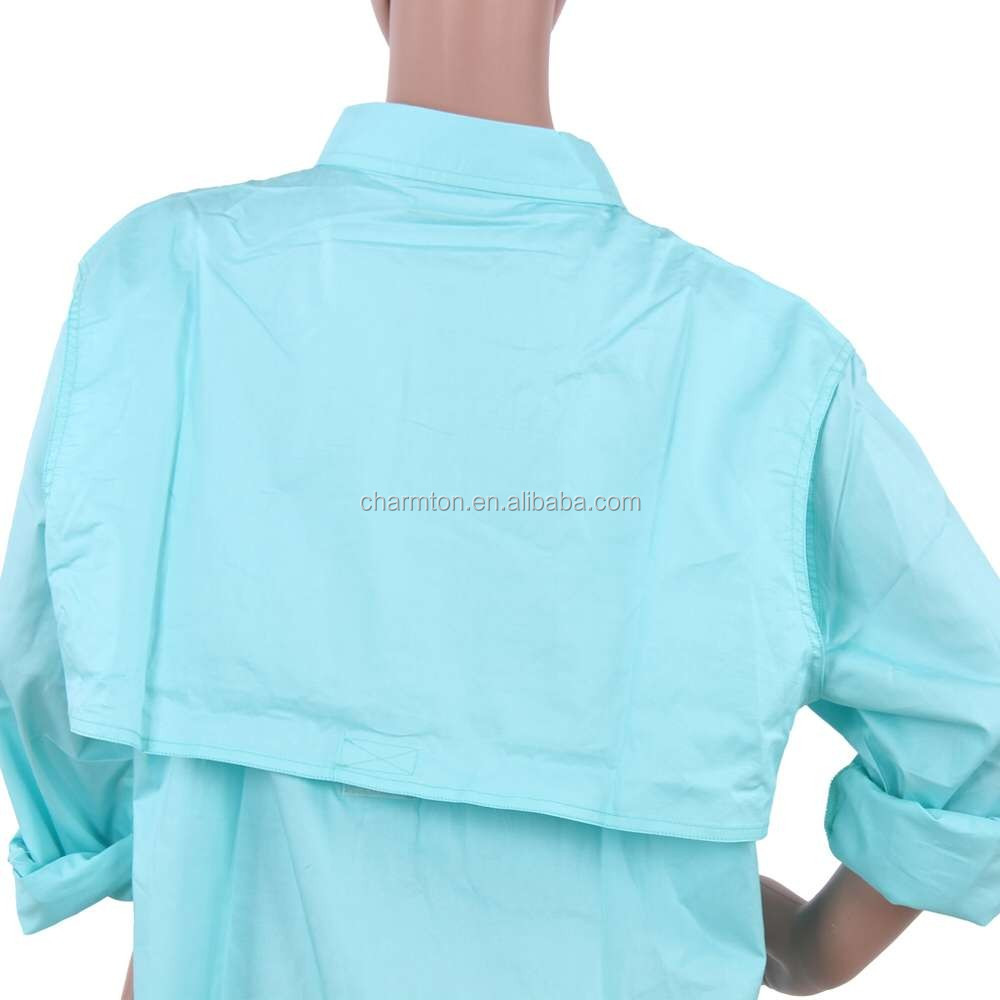 Wholesale monogrammed summer long sleeve fishing shirt for Monogram fishing shirt