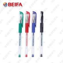 GA101211 Beifa Factory Supply color gel pens for students