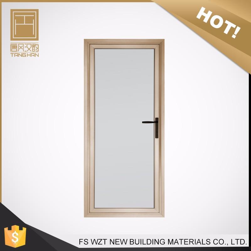 venta al por mayor puertas para baño de vidrio templado-compre ... - Marcos De Aluminio Para Puertas De Bano