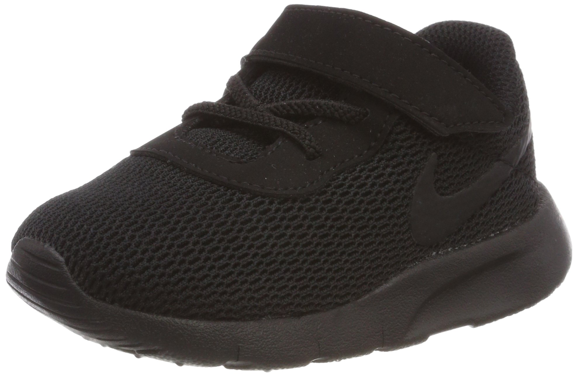 NIKE Toddlers Tanjun (TDV) Black/Black Running Shoe