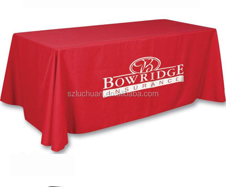 Office Simple Fabric Painting Designs On Table Cloth