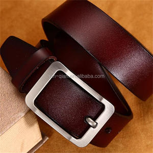 designer black leather sash belt genuine leather men belts