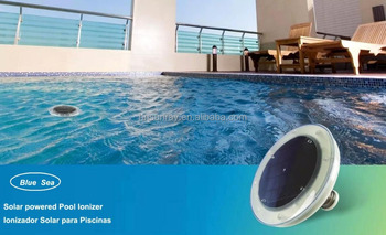 Solar swimming pool water ionizer solar swimming pool - Swimming pool ionizer ...