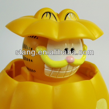PVC Character Plastic Figures Toy Plastic Halloween Pumpkin Creator Free  electronic toy cca39c995