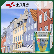 BBMG HT House wall paint for granite stone paint