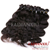 Brazilian hair bulk soft and smooth body wave hot sell