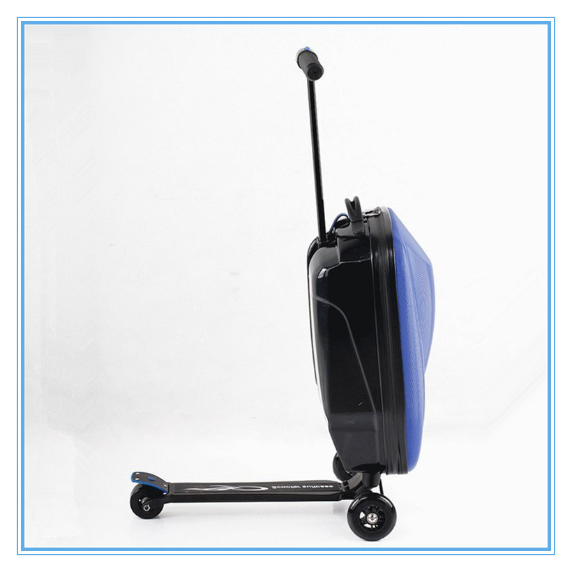 China Manufacturer Motor Scooter Luggage