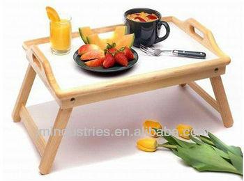 Tavoli Per Colazione A Letto : Pieghevole legno tavoli per la colazione a letto buy product on