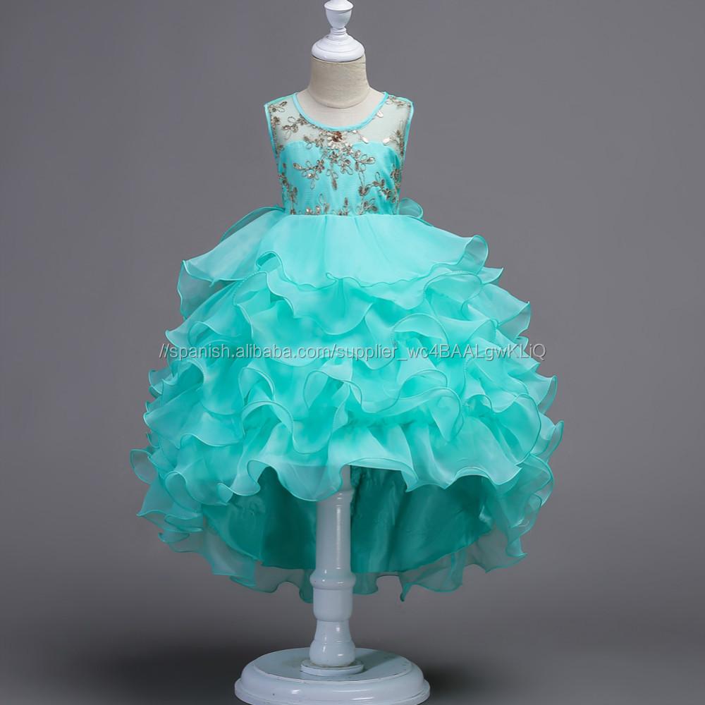 Venta al por mayor vestidos boda niña 10 años-Compre online los ...