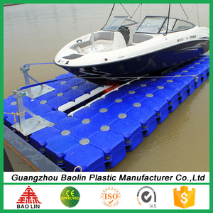 Popular Single Cube Floating Dock Used Boat Docks for Sale