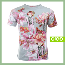 Ciao sportswear good quality sublimated printing wholesale t-shirt printing for resellers with high quality