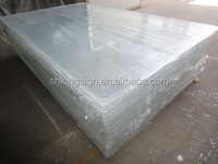 Perspex plate of acrylic transparent price 3mm 48''x96''