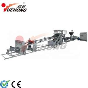 ABS,PC,PVCSingle Layer Composite Plastic Sheet,Plastic Plate Making Machine Price