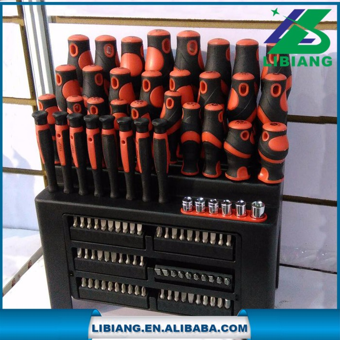 100pcs General Home Tool Set Precision Screwdriver Set
