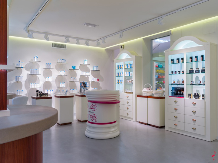 Medical display fixtures new design modem pharmacy medicine cabinet buy new - Decoration cabinet medical ...
