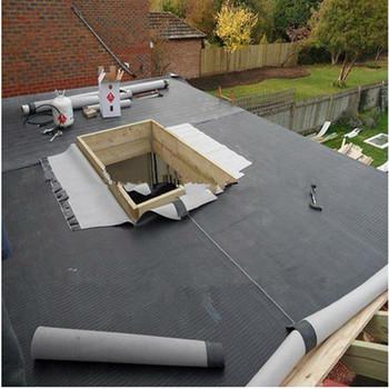 Epdm Waterproofing Roofing Membrane Buy Flat Roofing