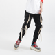 Wholesale Two Color Cotton Blank Multi Pockets Mens Casual Cargo Pants