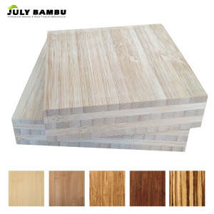 Hot selling 22mm Bamboo plywood lowes cross laminated bulk bamboo timber
