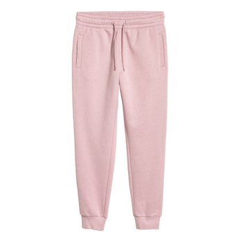Wholesale high quality blank jogger pants for women
