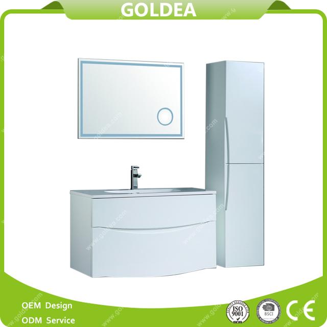 Modern White Glossy Wall Bathroom Vanity Mdf Bathroom Furniture. Buy Cheap China modern mdf vanity Products  Find China modern mdf