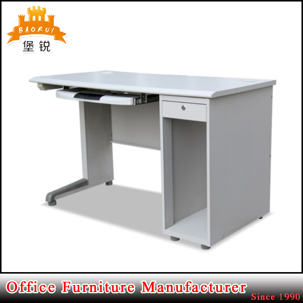 Computer table models with prices - Bas 048 Luoyang Factory Supply Steel Office Computer Table Models With Cheap Price