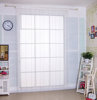 White decoration window string curtain with bead