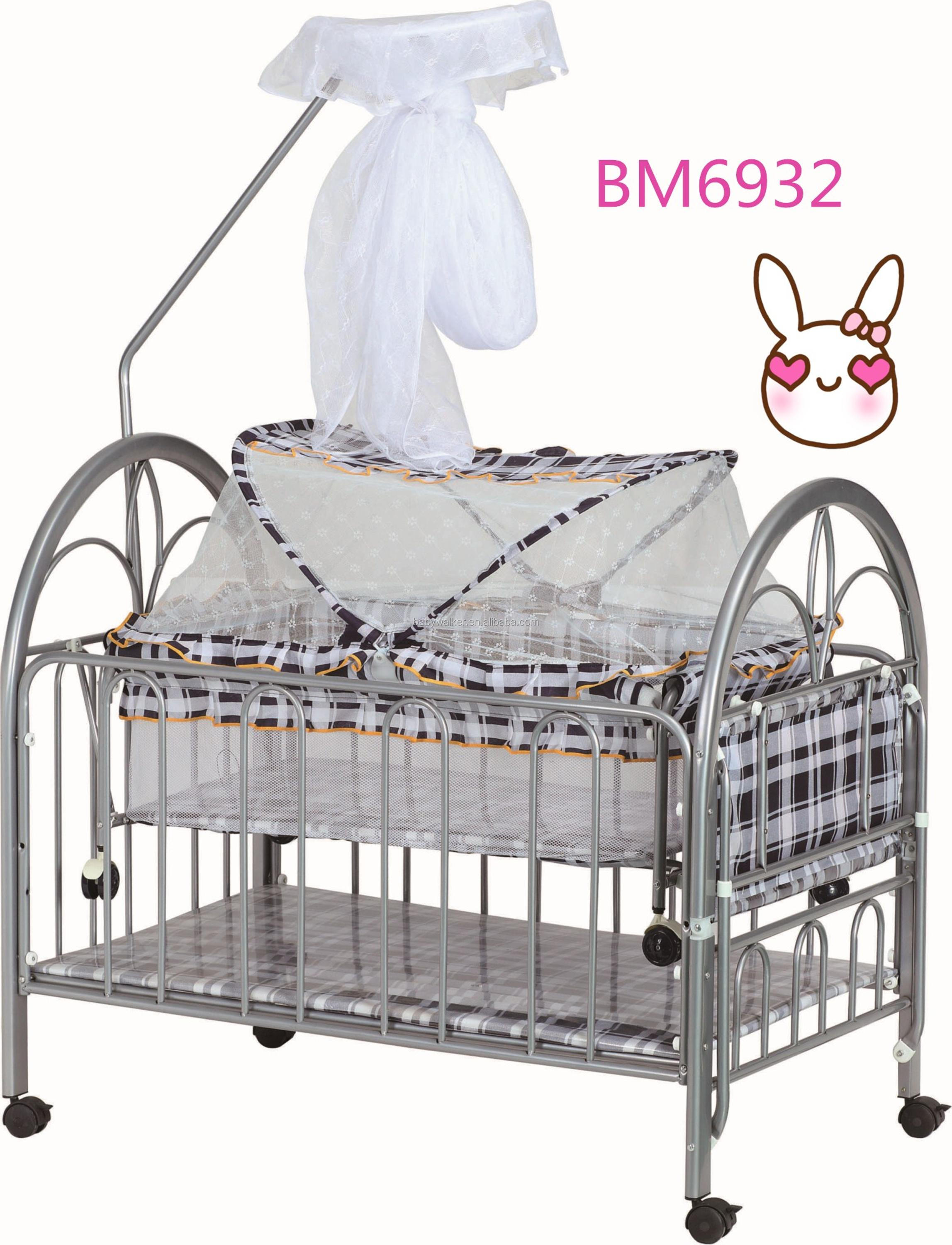 Hot Sale Baby Crib,Cot,Baby Bed Bm6a722/6b722