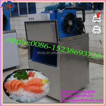New Air Cooled China Suppliers/ Small Commercial Ice Maker Flake Ice Making Machines