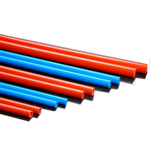 Factory outlet Colored 16mm 20mm 25mm Thin Wall Electrical Conduit Cheap PVC Pipe
