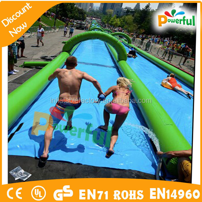 slide customized giant inflatable pool slide for adult - Inflatable Pool Slide
