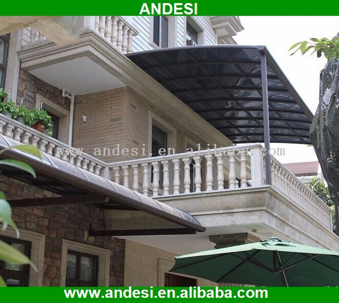 patio balcony shelter structures