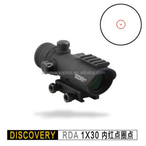 Discovery RDA 1x30 red dot target sight shooting