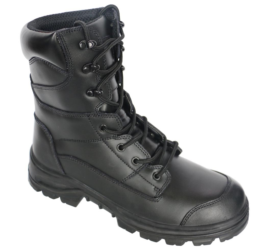 2015 Black Woodland Safety Shoes