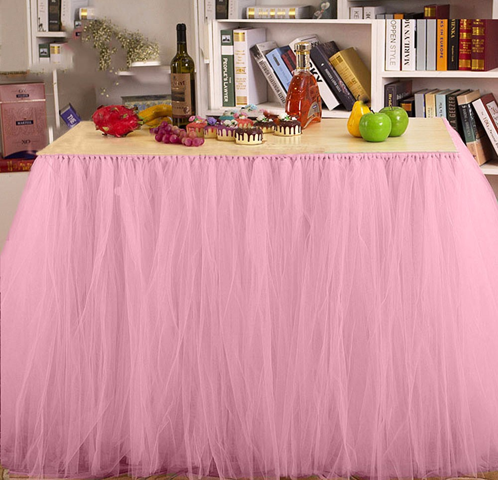Custom Table Skirt 42