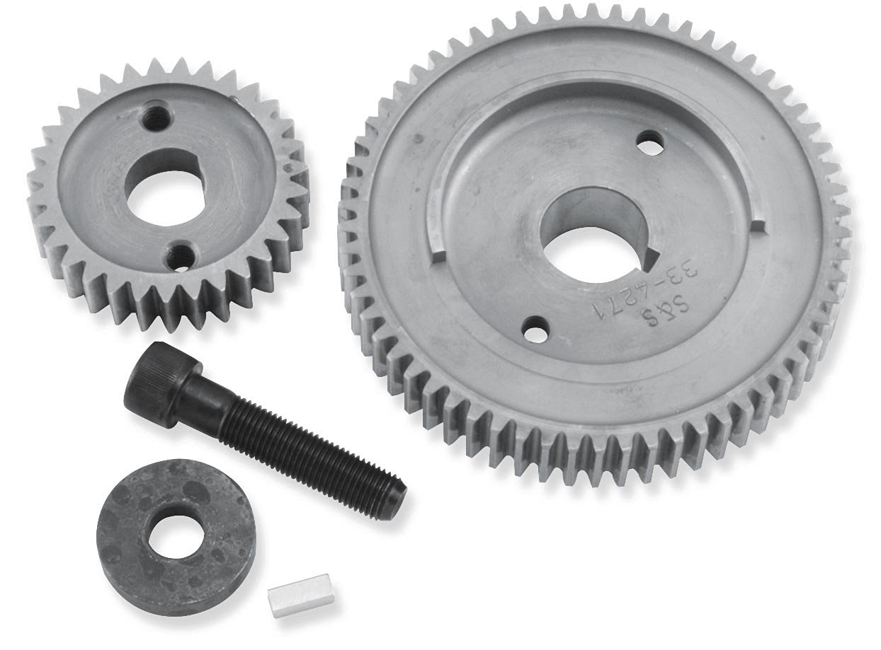 S&S Outer Cam Drive Gear Kit for Harley Davidson 2006 Dyna, 2007-13 Twin Cam mo